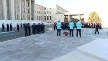 Atatürk'ün ebediyete intikalinin 81'inci yılı - Meclis Atatürk Anıtı'nda anma töreni - TBMM