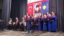 Atatürk, kosova'da sevdiği şarkılarla anıldı