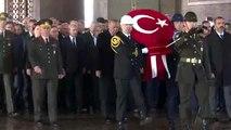 Atatürk'ün ebediyete intikalinin 81'inci yılı - Anıtkabir (2)