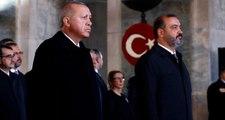 Cumhurbaşkanı Erdoğan, Anıtkabir Özel Defteri'ni imzaladı