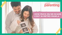 Here's How Much 3D/4D Scans Cost In Metro Manila