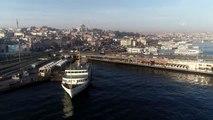 Büyük Önder Atatürk'ü anıyoruz - Galata Köprüsü (2)