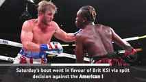KSI beats Logan Paul in rematch