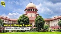 BJP Vice President Vinay Sahasrabuddhe Speaks on Ayodhya Verdict