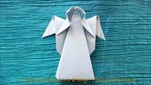 Origami :  Ange-gardien