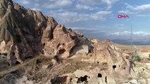 Kayseri kayadan oyma cami, kaderine terk edildi