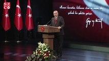 Erdoğan'dan Atatürk'ü anma programında Osmanlı vurgusu