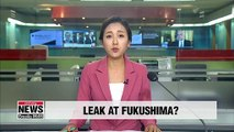 Inspectors find 41 cracks in the grounds of Fukushima nuclear plant: local media