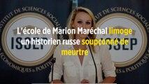 L'école de Marion Maréchal limoge un historien russe soupçonné de meurtre
