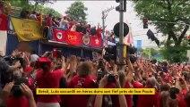 Brésil : à peine libéré, Lula défie Jair Bolsonaro