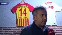 Süper Lig tarihine geçen Emre Demir, babasını gururlandırdı