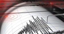 Ankara'da 3.4 büyüklüğündeki deprem panik yarattı