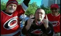 NHL 2009 Conference Final - Penguins vs Hurricanes  Game 1 Highlights