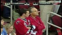 NHL 2009 Conference Final - Penguins @ Hurricanes  Game 3 Highlights