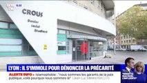 Les revendications de l'étudiant qui s'est immolé à Lyon vendredi