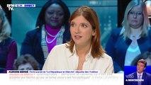 """Réforme des retraites: Aurore Bergé (LaREM) assure que le gouvernement ira """"au bout de cette transformation"""""""