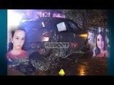 Report TV -Aksident në Bërzhitë, festa e ditëlindjes kthehet në tragjedi/ Humbin jetën dy 17-vjeçare