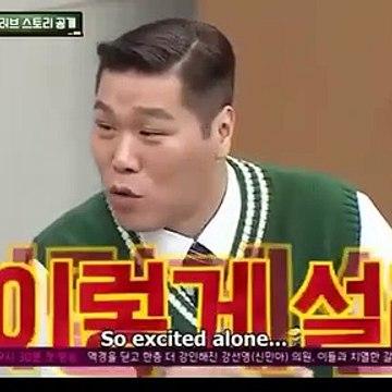 Knowing Bros Episode 204 - Hyuna, Dawn (English Sub) Part1