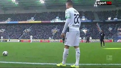 Bensebaini buteur face à Werder Brême