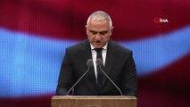 """Bakan Ersoy: """"Atatürk'ün hayatını ezberlemek değil anlamak zorundayız"""""""