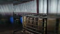 13 bin 880 litre kaçak akaryakıt ve madeni yağ ele geçirildi - İZMİR