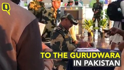 'Excited & Overwhelmed': Indians Visit Shrine Via Kartarpur Corridor