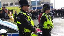 Solemn Remembrance Sunday ceremony held in Weymouth