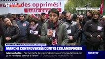 """Nathalie Arthaud juge """"légitime"""" la marche contre l'islamophobie à laquelle elle participe"""