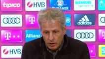 Football - Bundesliga - Lucien Favre press conference after Bayern München 4 - 0 Borussia Dortmund