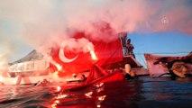Büyük Önder Atatürk'ü anıyoruz -  Ata'ya saygı dalışı etkinliği - İSTANBUL