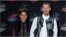 NRJ Music Awards : la belle dédicace de Matt Pokora à sa compagne enceinte