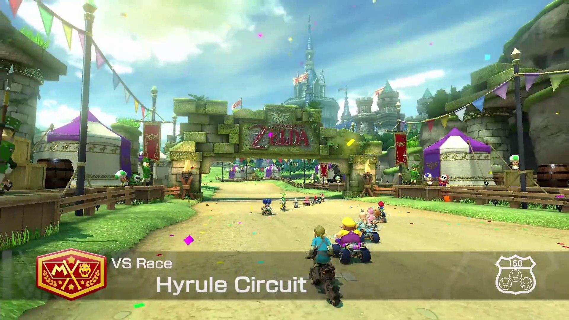 Kart gameplay mario 8 Mario Kart