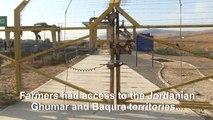 Jordan retakes lands leased to Israel as enclave deal expires