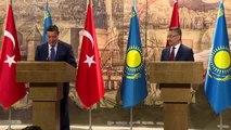 """Mamin: """"Türkiye ile Kazakistan arasında ticari hacmimizin her yıl katlanarak büyüdüğünü görüyoruz"""""""
