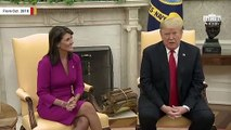 Haley Claims In Book: Tillerson, Kelly Undermined Trump, Tried To 'Recruit' Her To 'Save The Country'