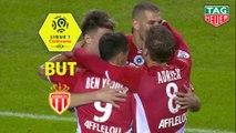 But Aleksandr GOLOVIN (42ème) / AS Monaco - Dijon FCO - (1-0) - (ASM-DFCO) / 2019-20