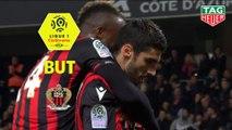 But Pierre LEES-MELOU (27ème) / OGC Nice - Girondins de Bordeaux - (1-1) - (OGCN-GdB) / 2019-20