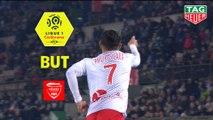 But Romain PHILIPPOTEAUX (48ème) / RC Strasbourg Alsace - Nîmes Olympique - (4-1) - (RCSA-NIMES) / 2019-20