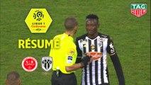 Stade de Reims - Angers SCO (0-0)  - Résumé - (REIMS-SCO) / 2019-20