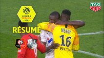 Stade Rennais FC - Amiens SC (3-1)  - Résumé - (SRFC-ASC) / 2019-20
