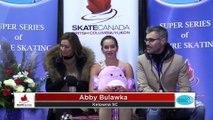 Novice Women Free Program - 2020 belairdirect Skate Canada BC/YK Sectionals Super Series (28)
