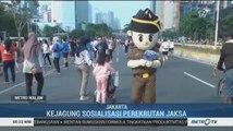 Kejagung Gelar Sosialisasi Perekruktan Jaksa di CFD Jakarta