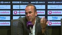 Beşiktaş-Yukatel Denizlispor maçının ardından - Mehmet Özdilek (2) - İSTANBUL