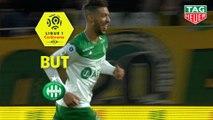 But Denis BOUANGA (34ème) / FC Nantes - AS Saint-Etienne - (2-3) - (FCN-ASSE) / 2019-20