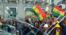 Bolivya'da ABD destekli darbe: Genelkurmay Başkanının istifasını istediği Devlet Başkanı Morales görevi bıraktı