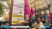 Marche contre l'islamophobie : manifestation à Paris sur fond de controverse