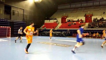 Handball   N2M : Grand Besançon - Plobsheim 30-41 (10/11/2019)