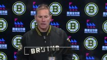 Bruce Cassidy On Red Wings Quiet Crowd