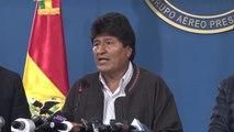 볼리비아 모랄레스, '대선 부정' 논란에 사퇴...14년 집권 종식 / YTN