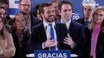 """""""Vamos a ver qué ofrece Pedro Sánchez y después ejerceremos nuestra responsabilidad"""""""